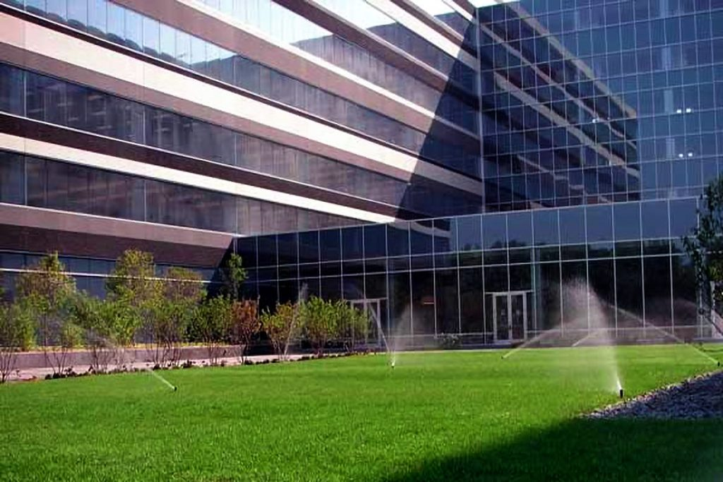 Central Cal Landscaping Service Irrigation Water Management