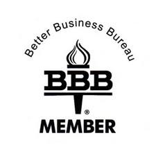 Better Business Bureau Member